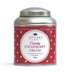 Candy Strawberry Cream krystalky 80g