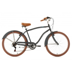 Kolo Beachcruiser Cruizer Anthracit, 26