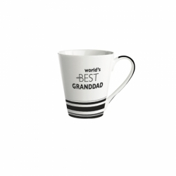 Porcelánový hrnek World´s best granddad